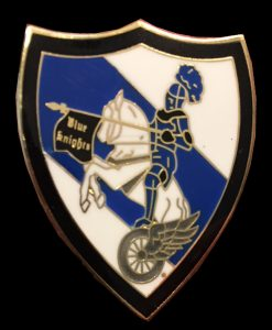 Blue Knights Pin
